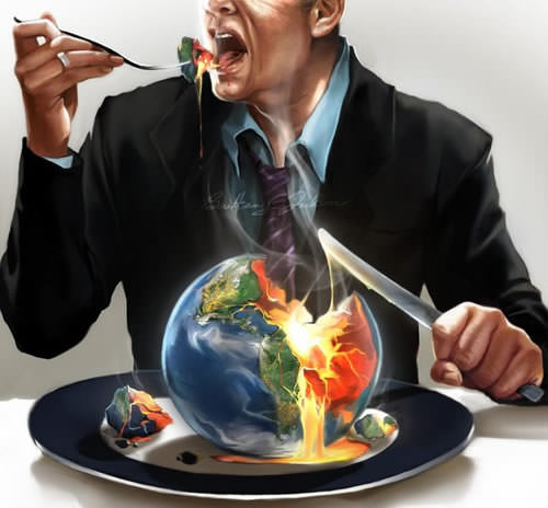 greed-cause-of-global-warming
