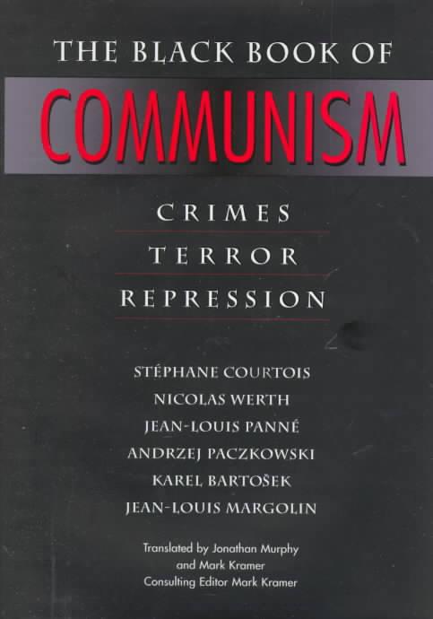 the black book of communism pdf
